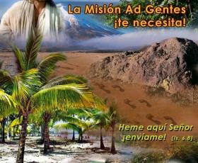 Día del Misionero Ecuatoriano Ad Gentes