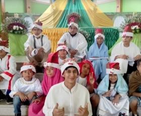 Narraciones y los villancicos en castellano y en quichua de los niños y jóvenes del grupo LIBRETO MURIALDO