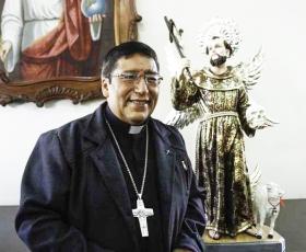 Mensaje de Mons. René Coba Galarza por el día del Misionero Ag Gentes Ecuatoriano