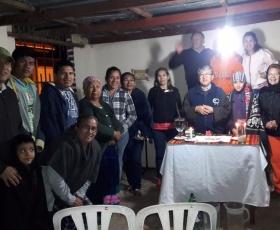 Padre José Cruz - Vicariato de Aguarico