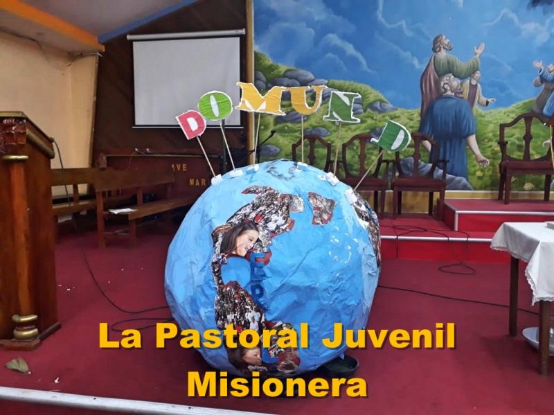 La Pastoral Juvenil Misionera