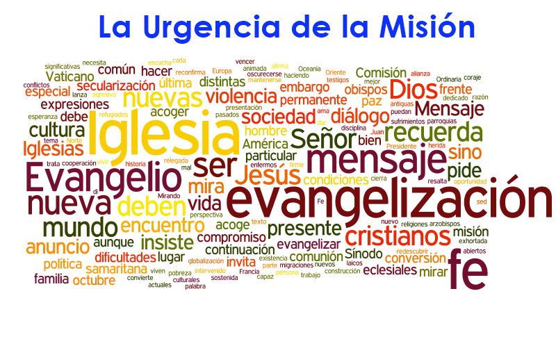 La Urgencia de la Misión